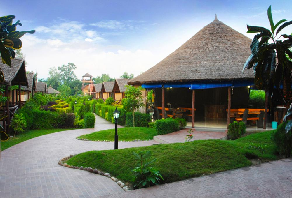 1 Night Package with Safari In  Jim Corbett