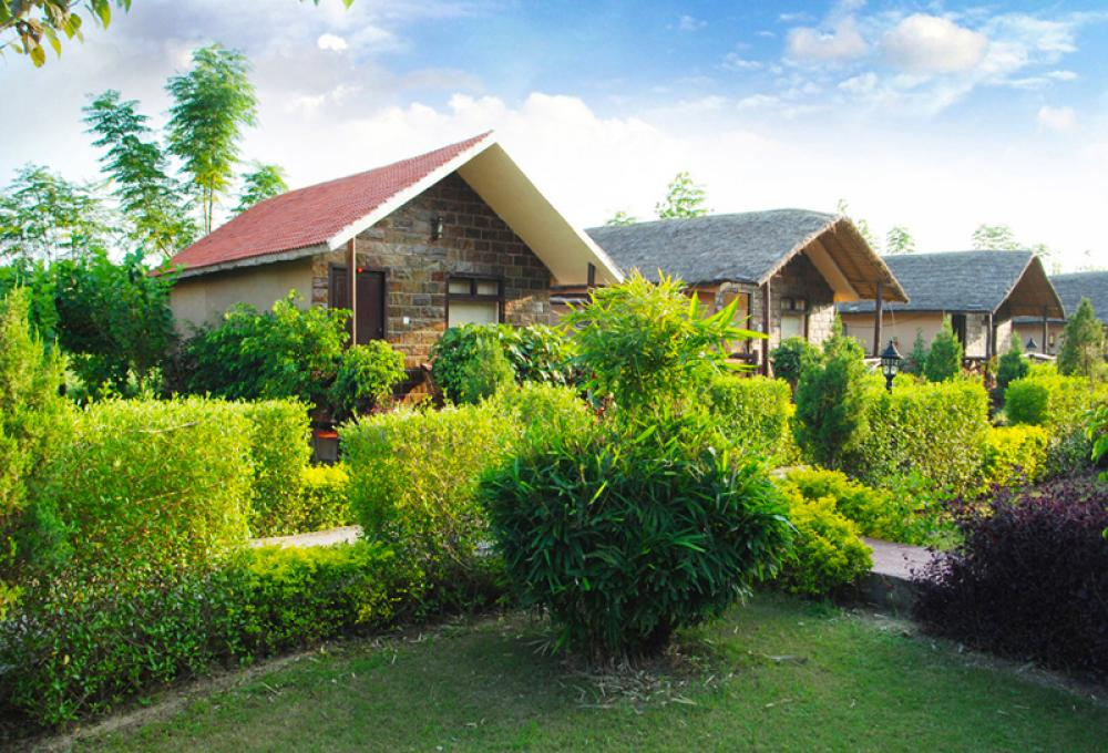 1 Night Package Corbett