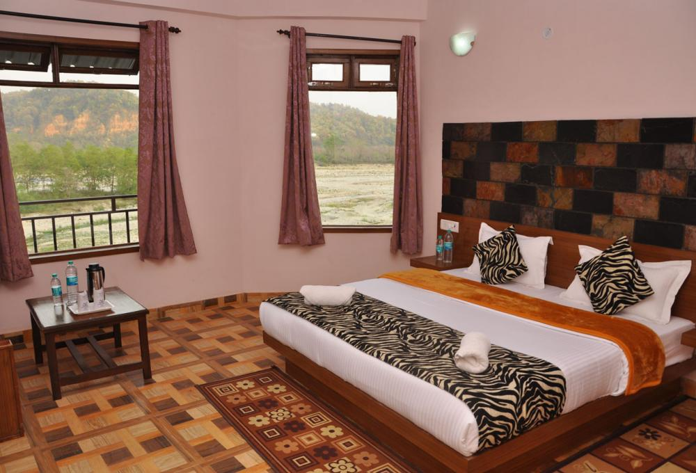 2 Night Package Jungle Treasure resort Corbett
