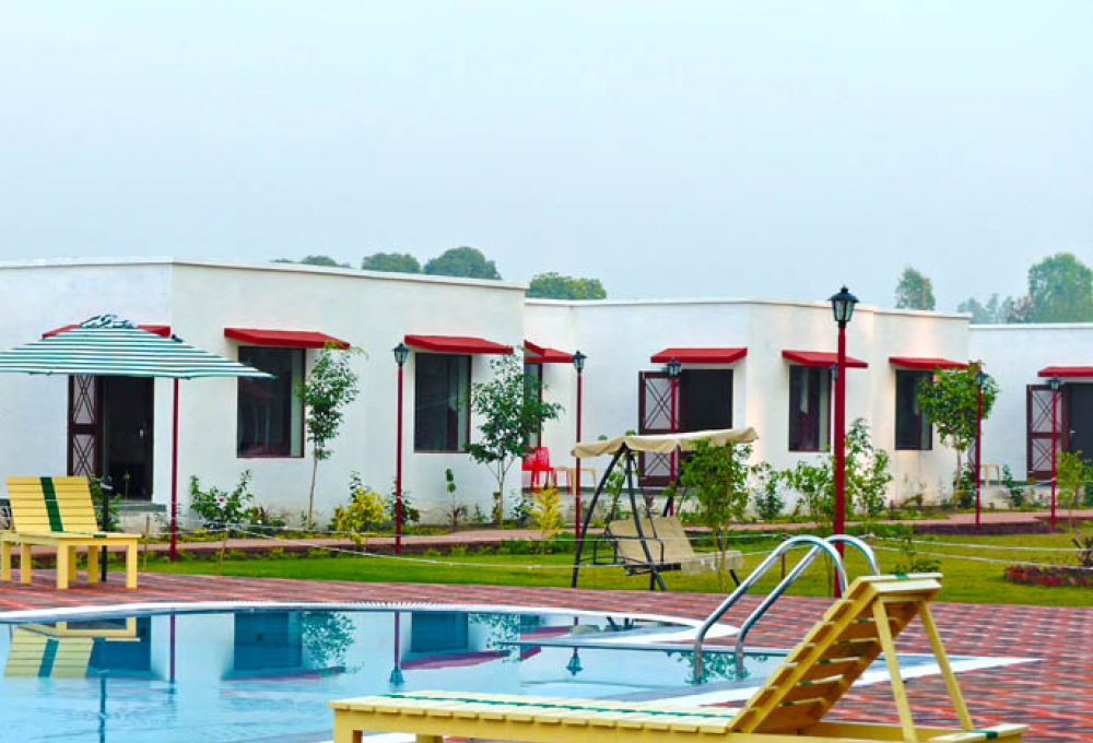 1 Night Package Holiday Forest Resort In corbett