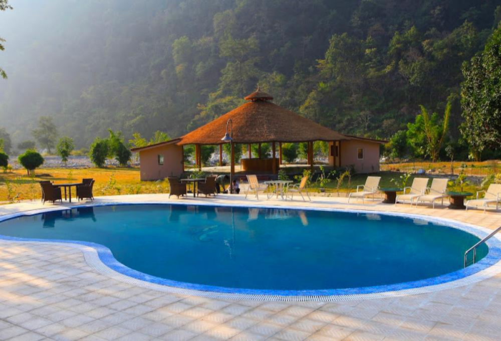 River Creek Resort In Jim corbett
