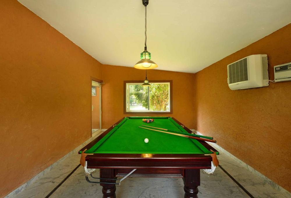 Pooltable Adventure Resort in bailparao
