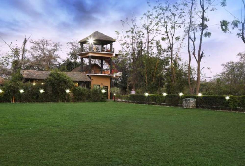 View resort in jim corbett