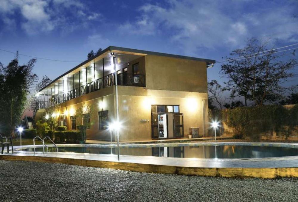 Deluxe Room Corbett View Resort