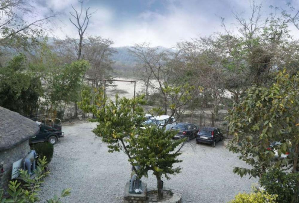 View resort in corbett