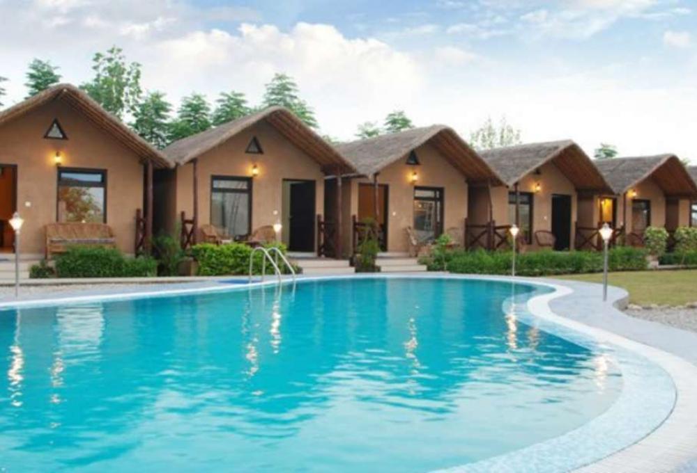 Ac Hut Corbett View Resort