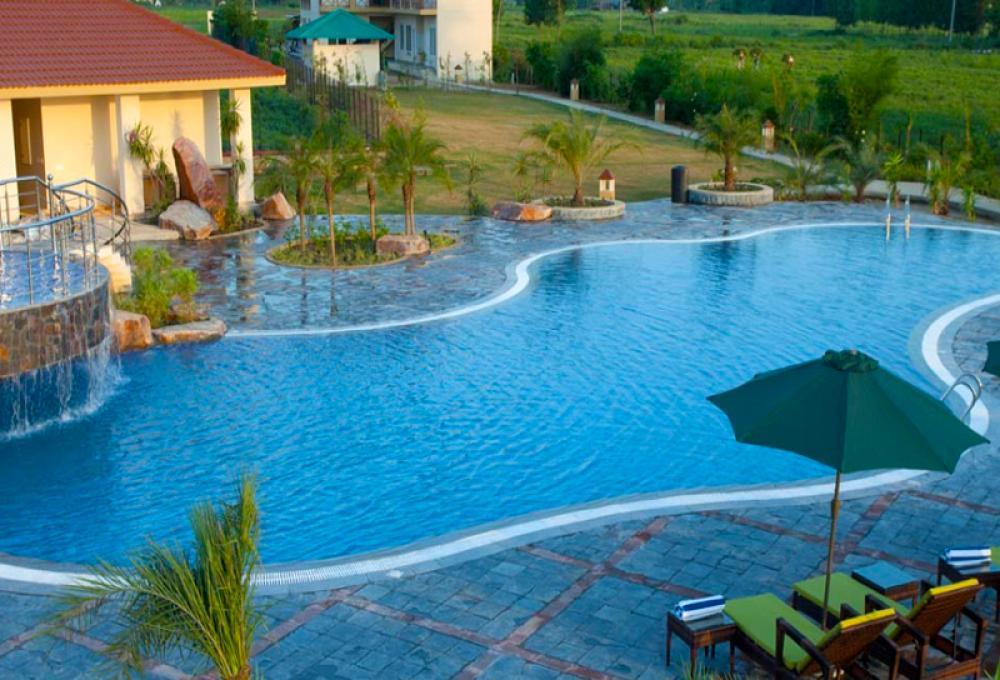 De Coracao Resorts in dhela zone