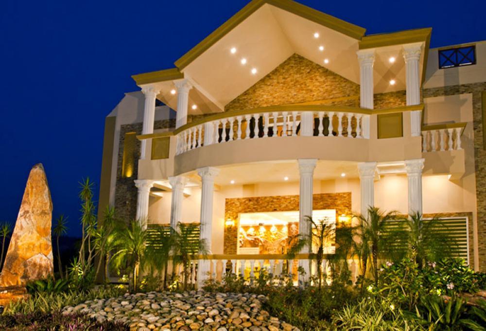 De Coracao Resort Fornt View
