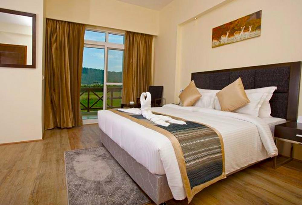 De coracao luxury resort