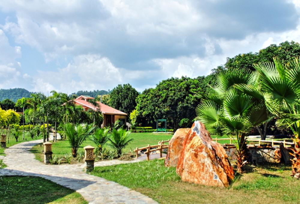 Iris Resort in corbett