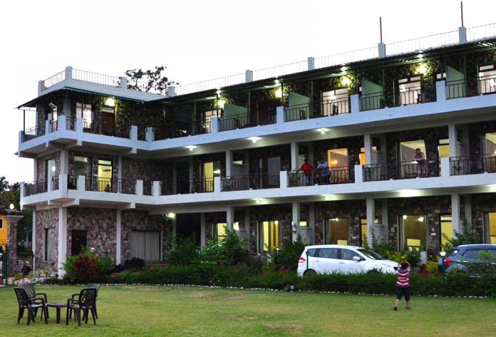 Corbett Jungle Treasure Resort In Jim Corbett