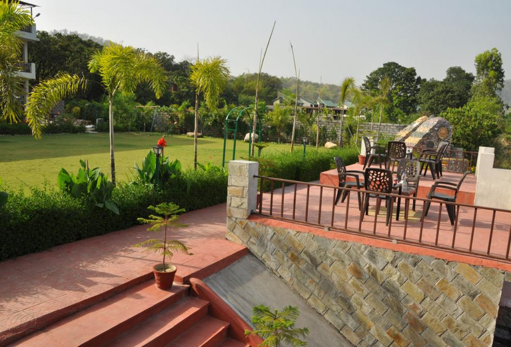 Corbett Jungle Treasure Resort Jim Corbett