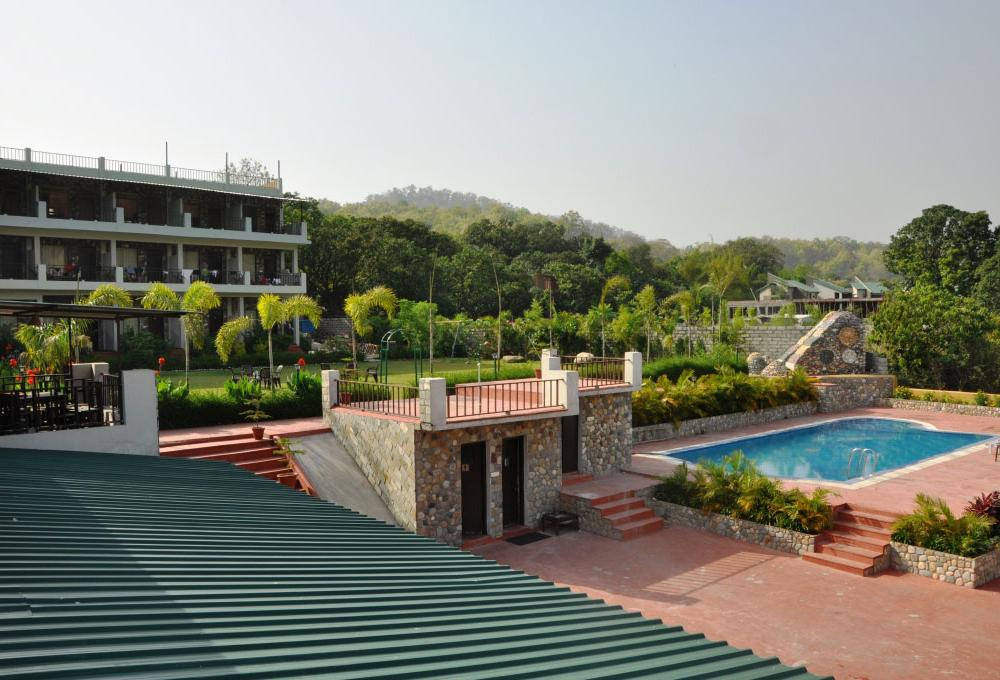 Jungle Treasure Resort In Corbett