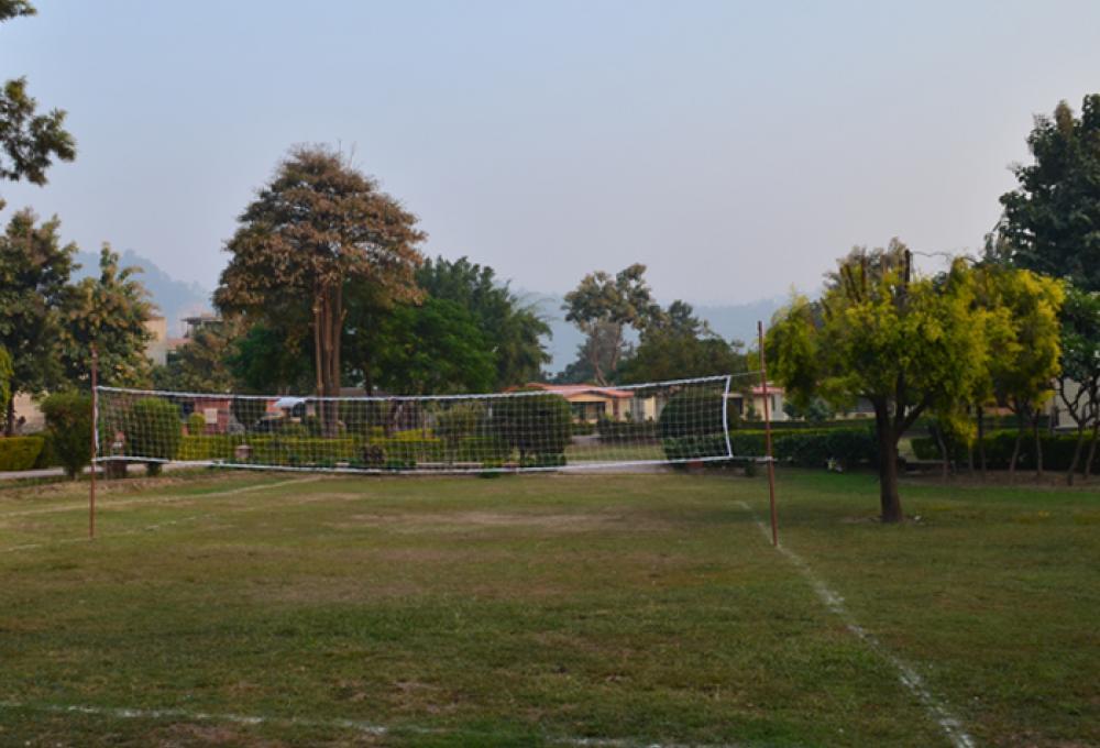 Pagoda Manu Maharani In Jim Corbett