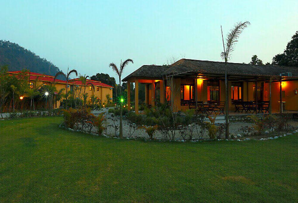Mango Bloom Resort In Jim Corbett