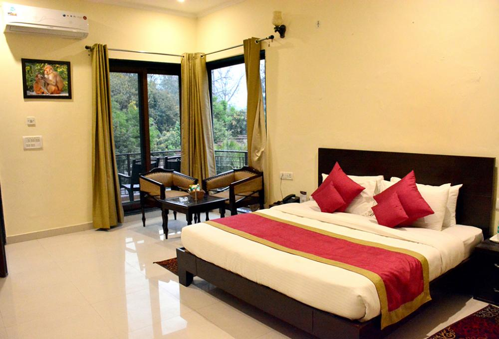 Wings Room Clarissa resort corbett