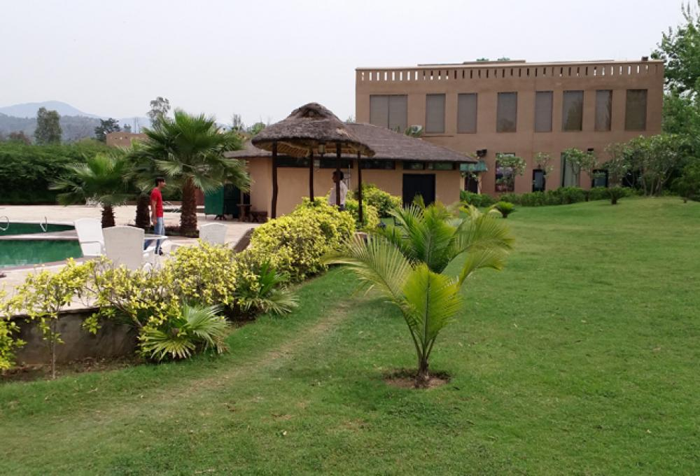 Samsara Resort Corbett