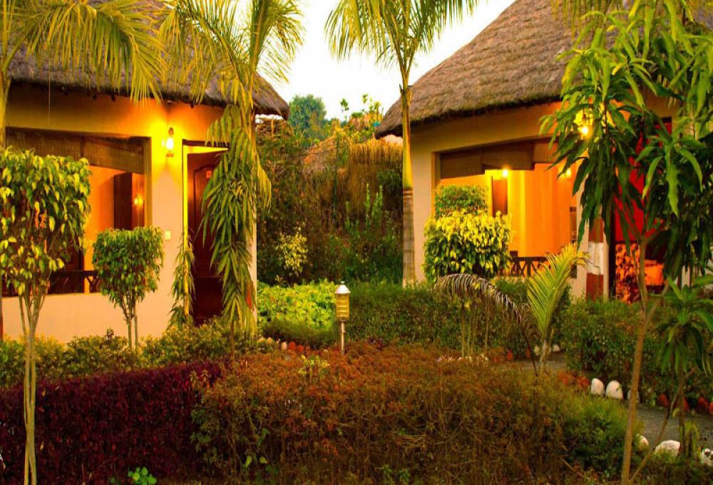Fun Resort Jungle View Cottage