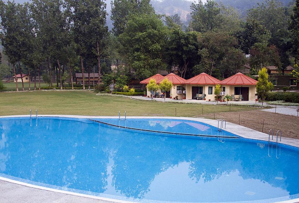 Ramganga resort In Marchula