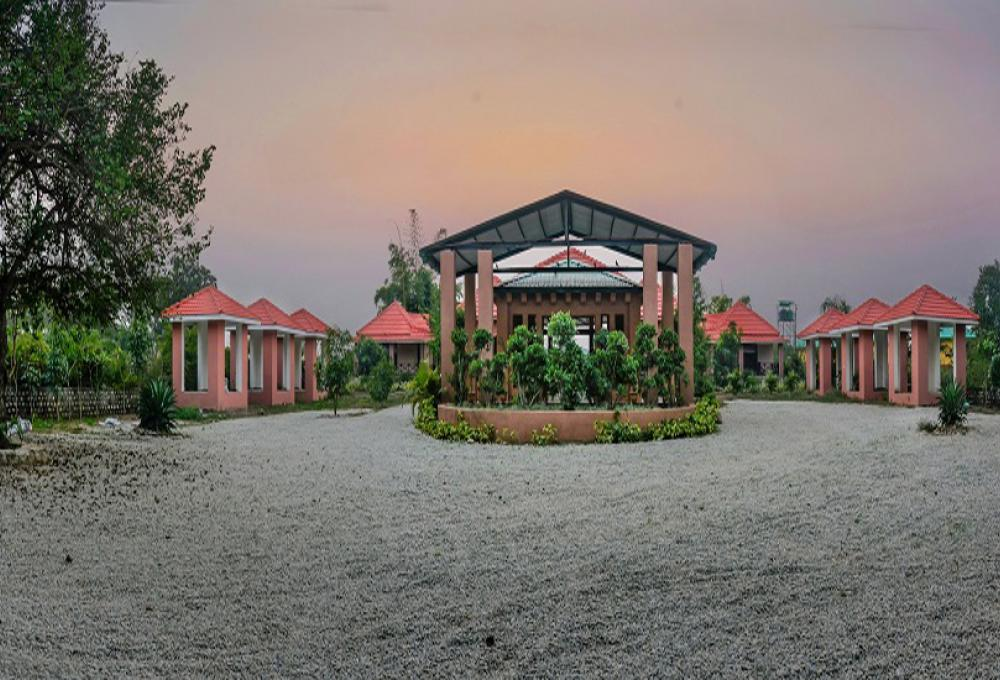 Gajraj Trail Resort Corbett