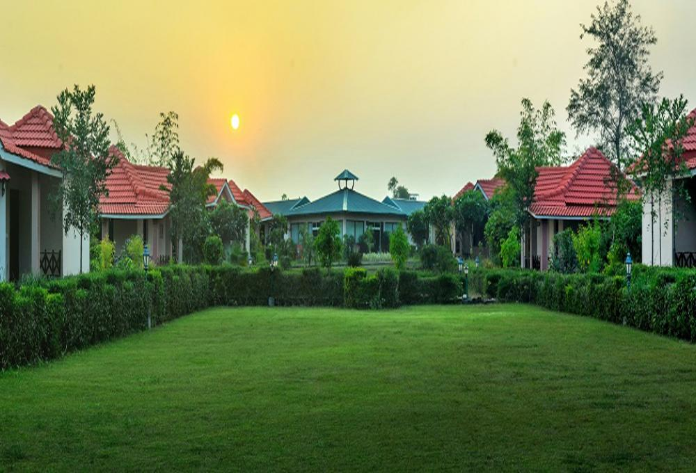 Garden View Gajraj Trail Resort