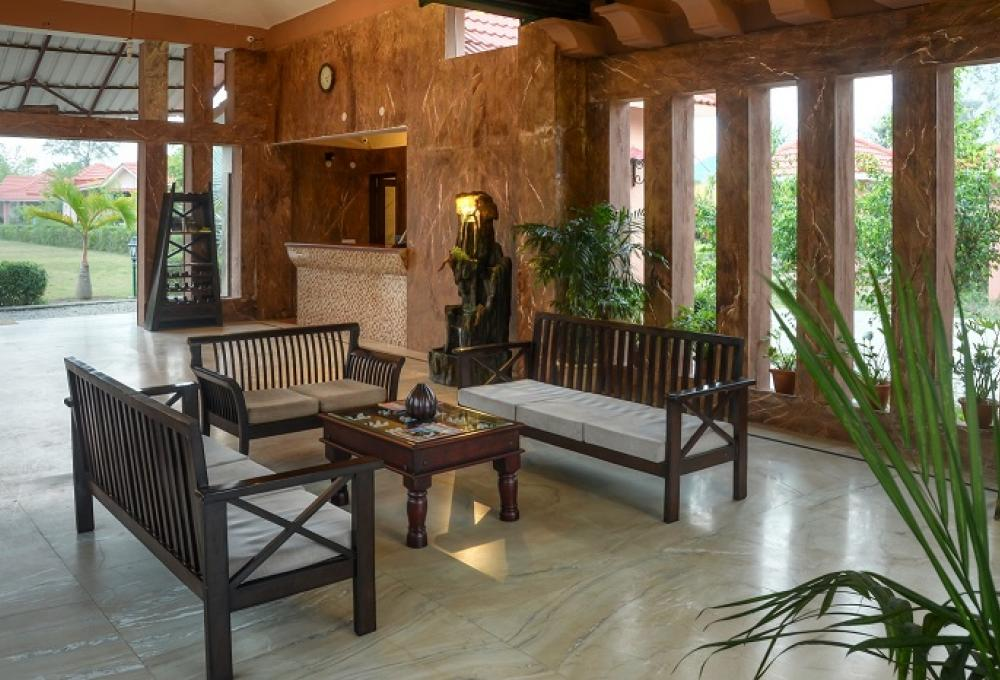 Gajraj Trail Resort in Corbett