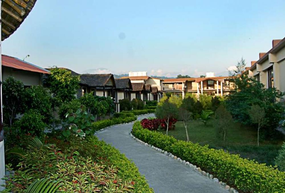 Alaya Resorts In Jim Corbett