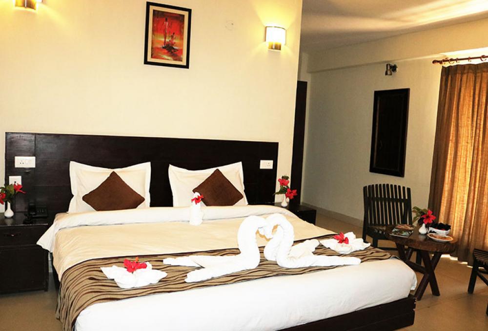 Deluxe Room Alaya Resorts And Spa Corbett