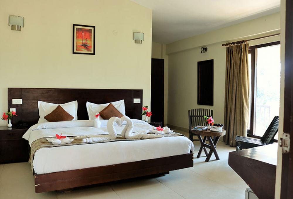 Alaya Resorts Deluxe Premium Room