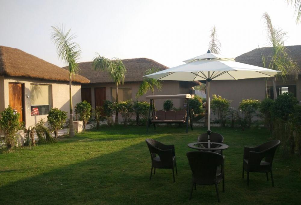 The Grand Resort In Jim Corbett