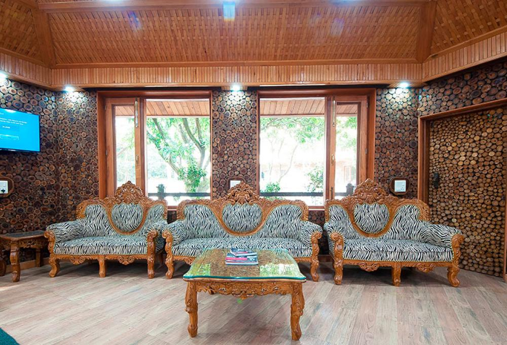 Tuskars Resort in jim corbett