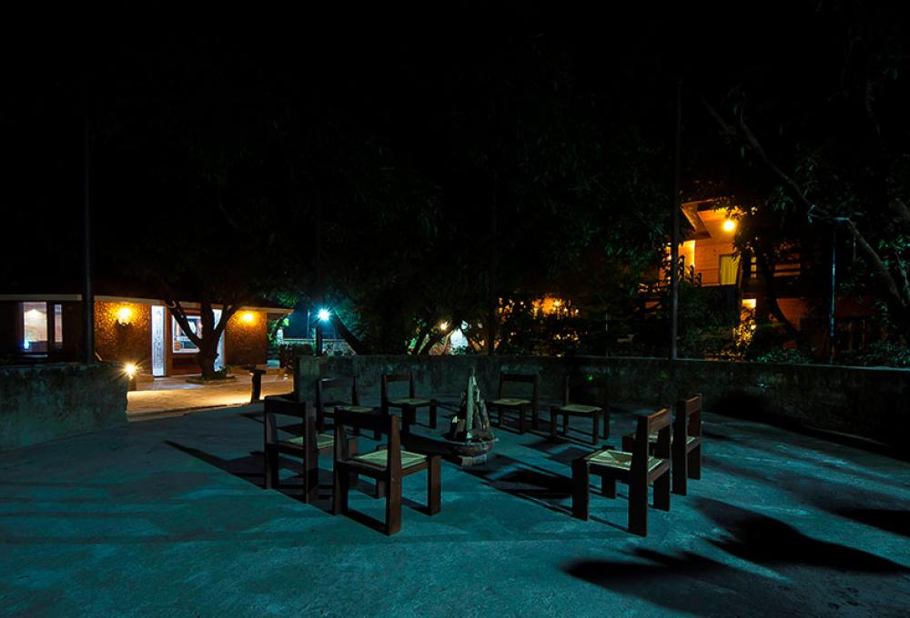 Tuskars Resort in Dhikuli