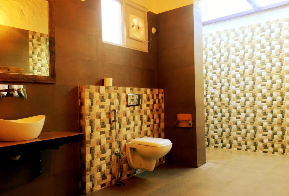 Wash Room Le Reserve Corbett