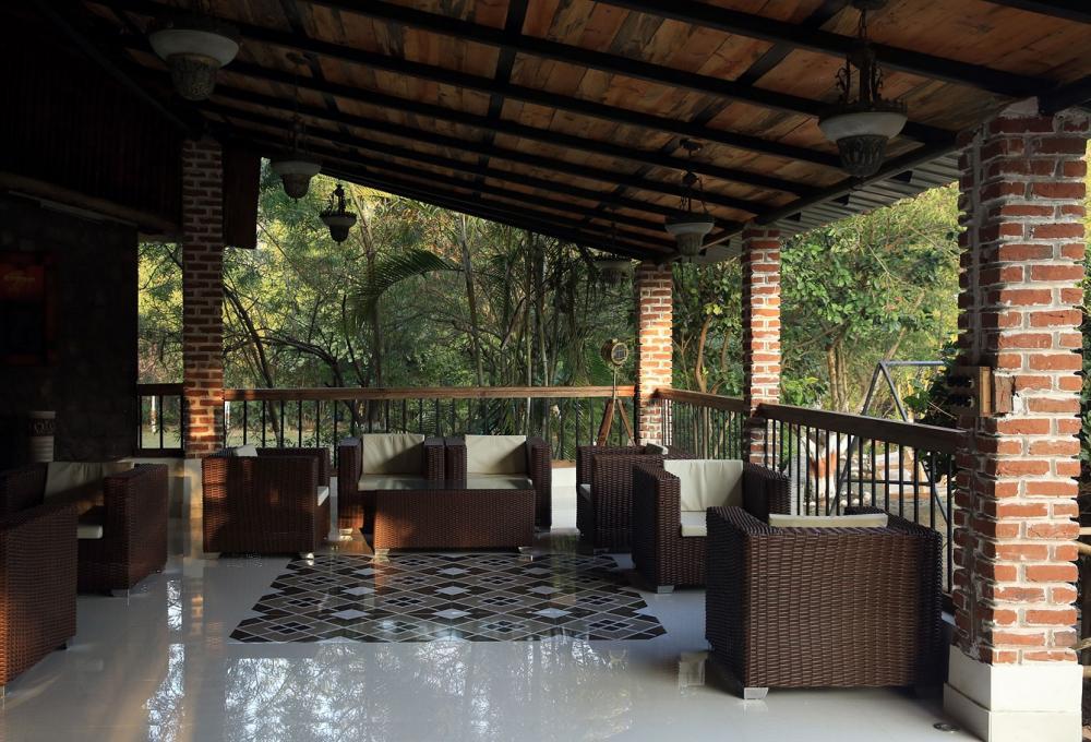 Reception Acorn Resort
