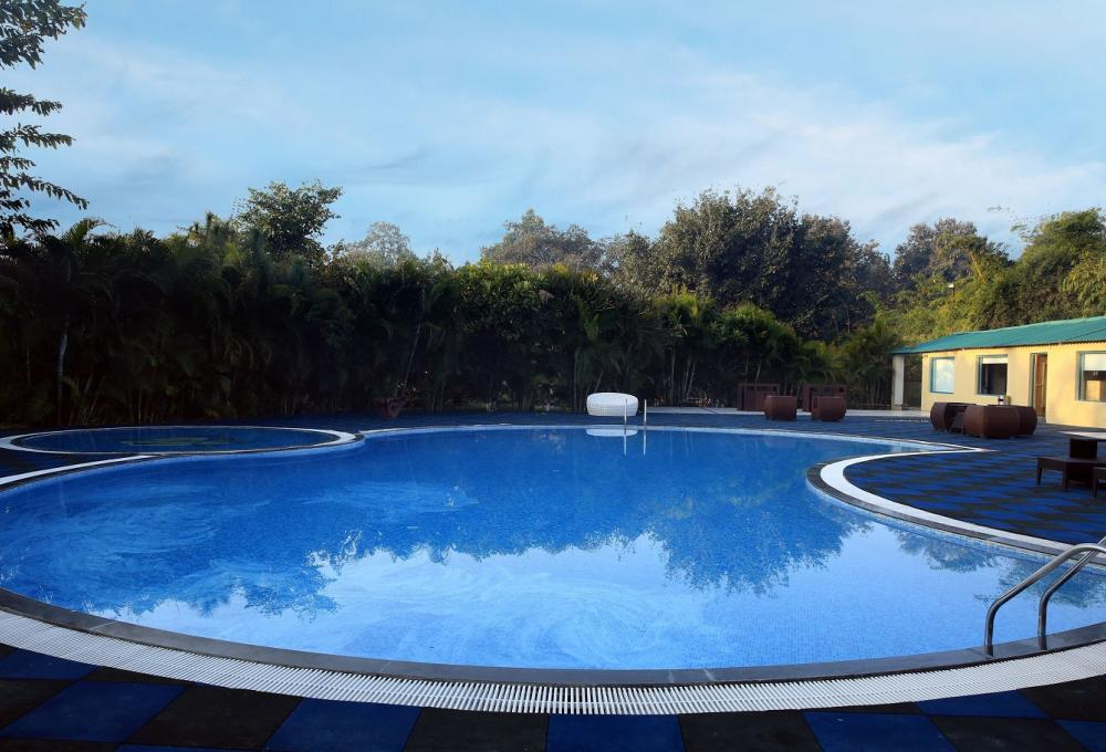 Acorn Hotels And Resort Swimming Pool