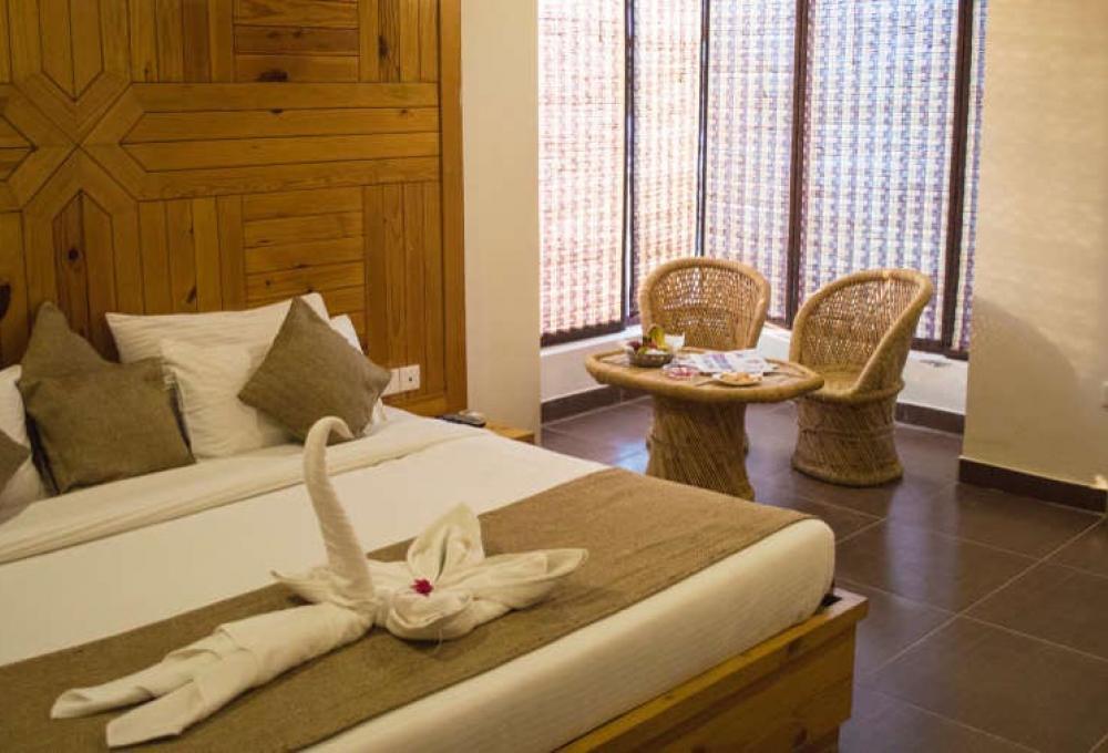 Deluxe Room the roar resort
