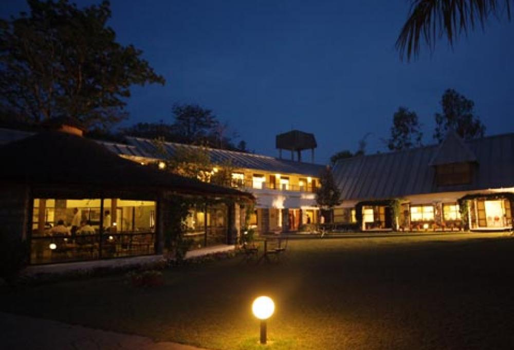 Country in Resort Corbett