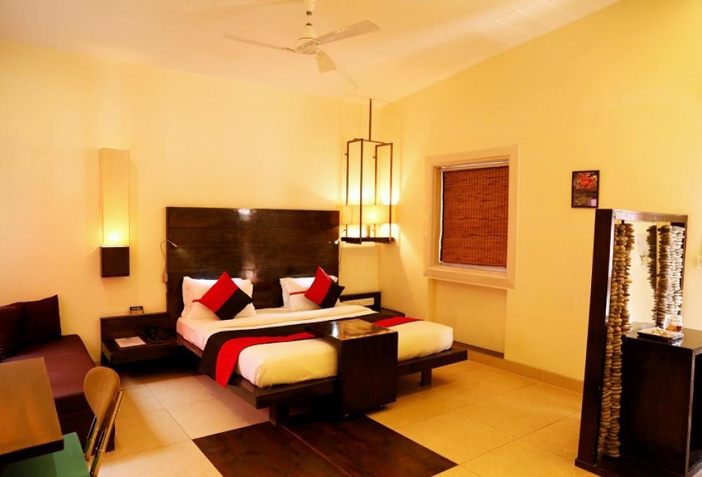 Deluxe Cottages Solluna Resort