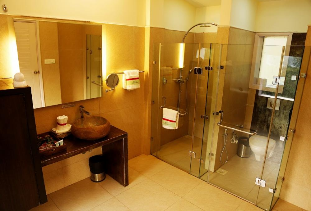 Bathroom Solluna Resort
