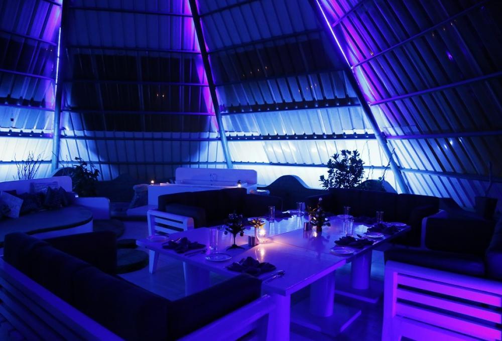 Blue Lounge Solluna Resort