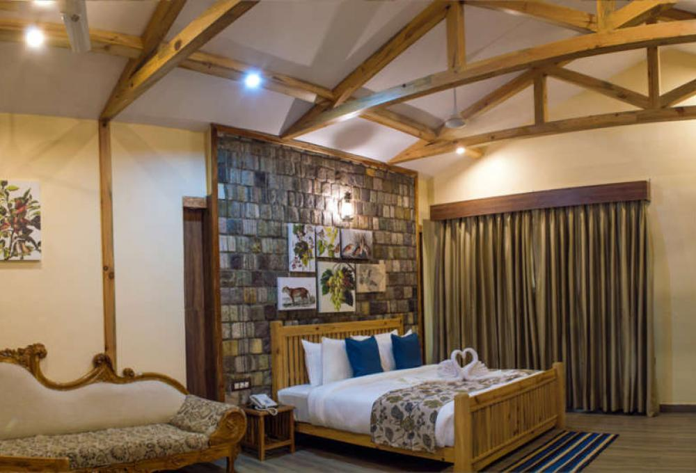 The Banyan Retreat In Jim Corbett