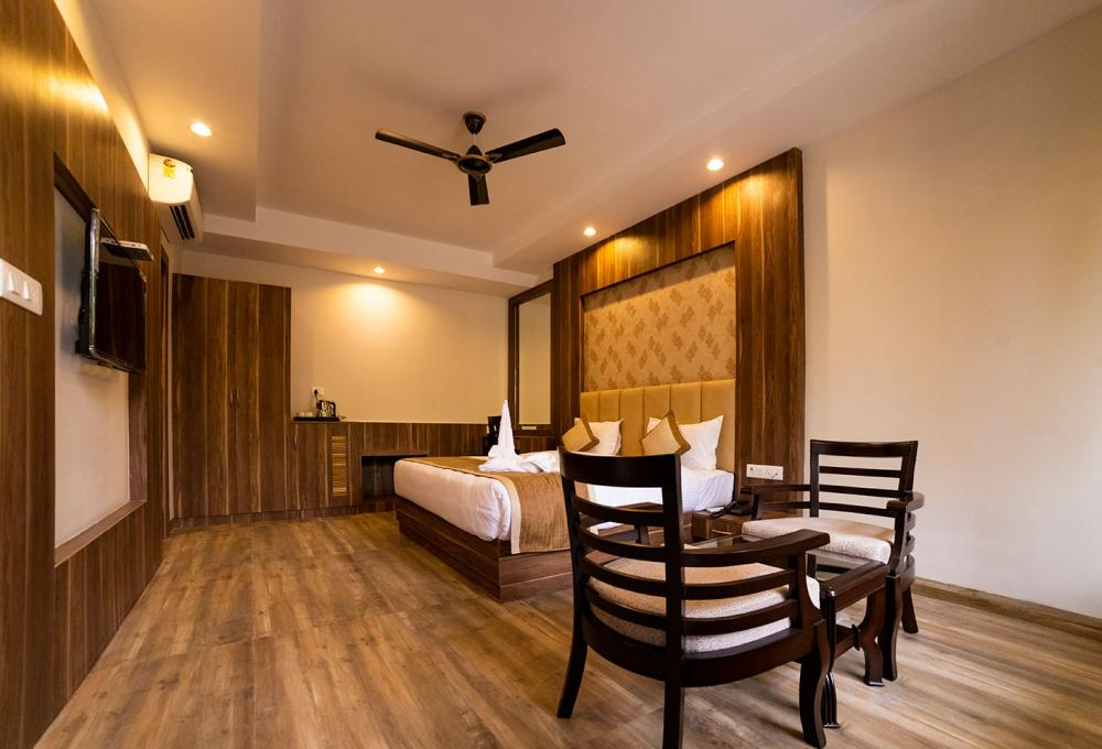 La Savanna Resort Corbett