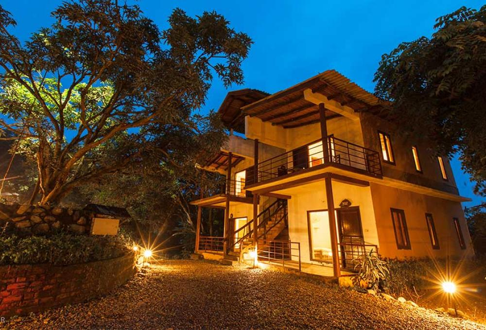 Bagheera Jungle Retreat Resort In Corbett