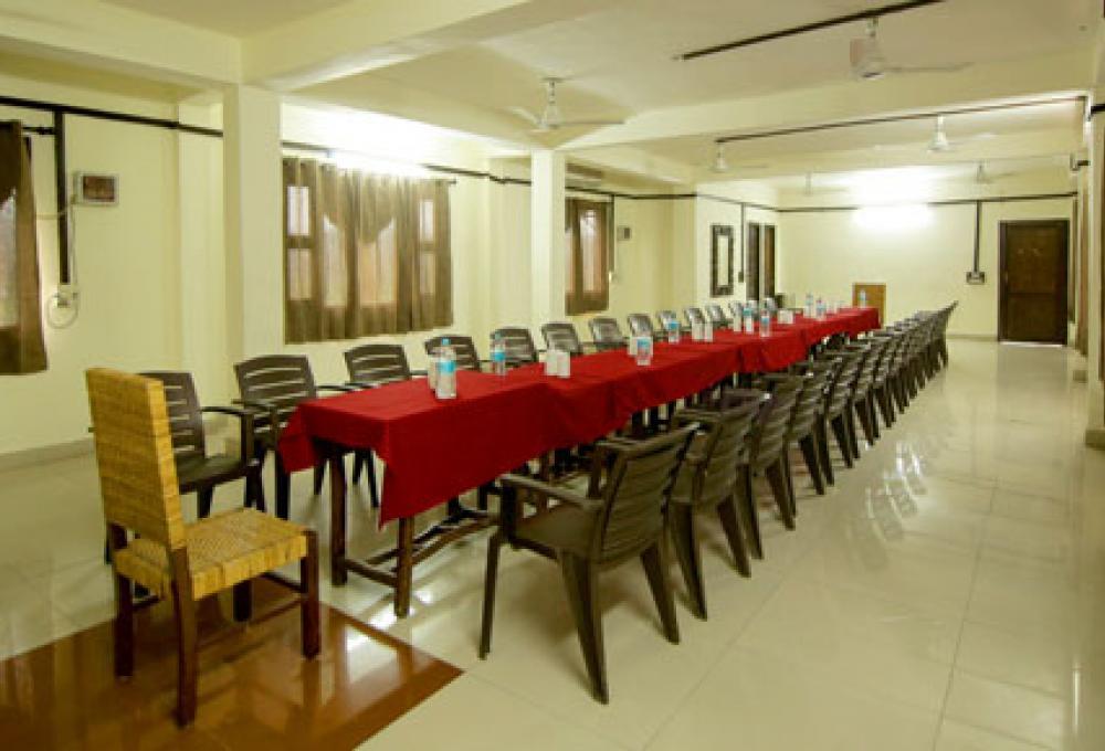 Conference Hall Ashoka's Tiger Trail Resort