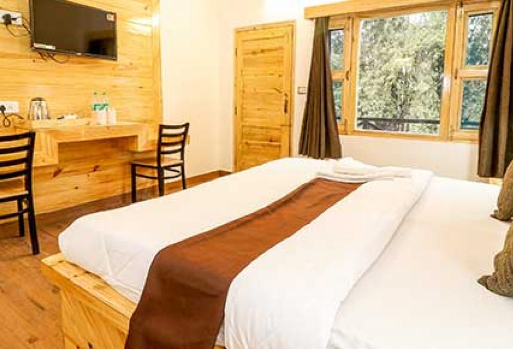 Ashoka's Tiger Trail Resort Deluxe Cottage