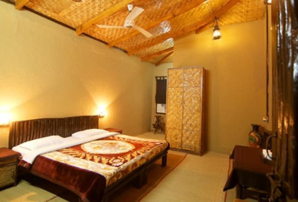 Mud Cottage Ashoka's Tiger Trail Resort