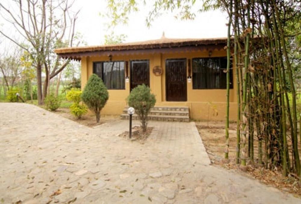 Ashoka's Tiger Trail Resort Corbett