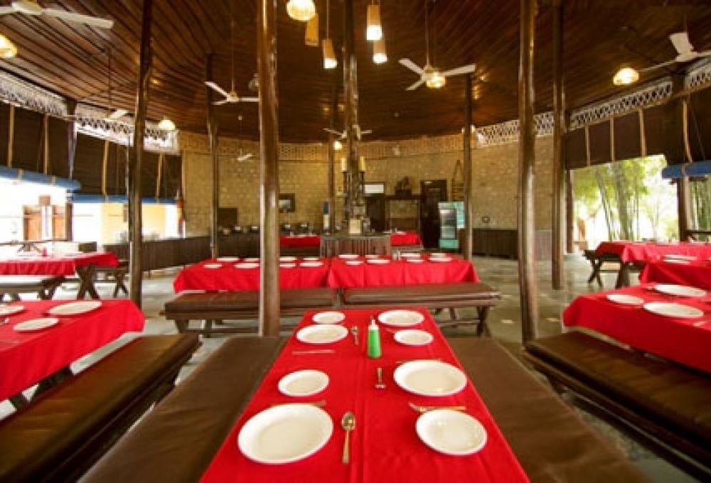 Restaurant Ashoka's Tiger Trail Resort