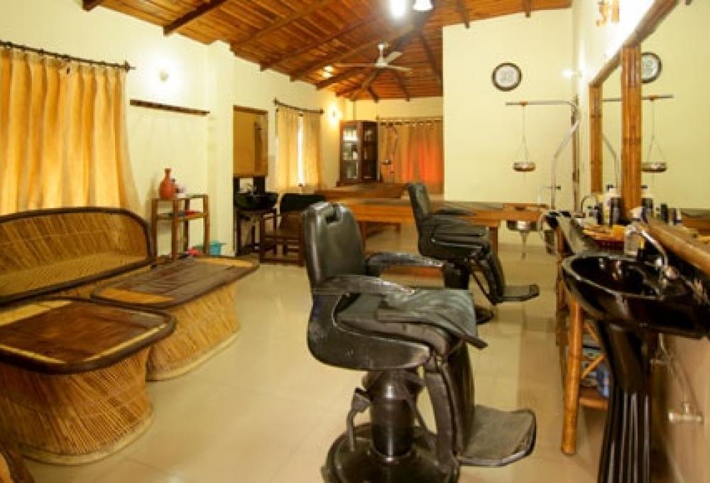 Ashoka's Tiger Trail Resort In Corbett