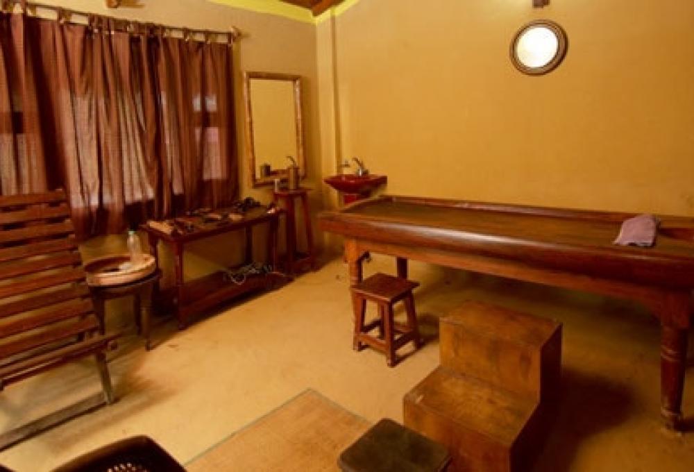 spa Ashoka's Tiger Trail Resort